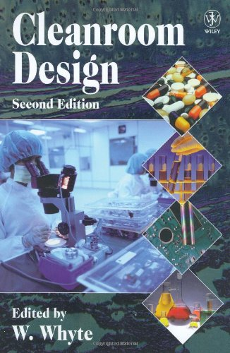 Cleanroom Design  2nd 1999 (Revised) 9780471942047 Front Cover