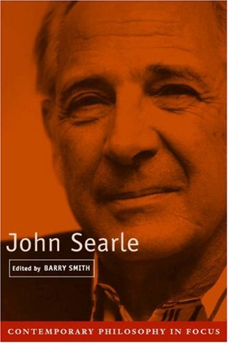 John Searle   2003 9780521797047 Front Cover