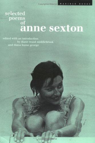 Selected Poems of Anne Sexton   1999 edition cover