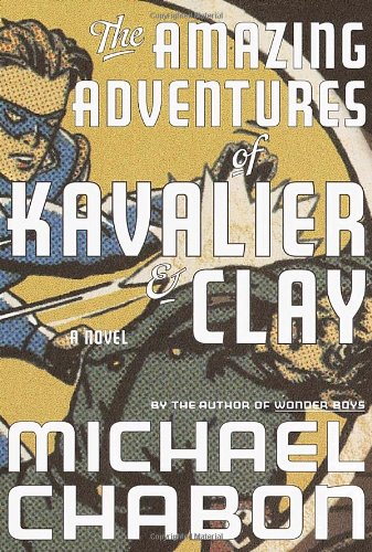 Amazing Adventures of Kavalier and Clay   2000 edition cover