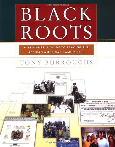 Black Roots A Beginner's Guide to Tracing the African American Family Tree  2001 9780684847047 Front Cover