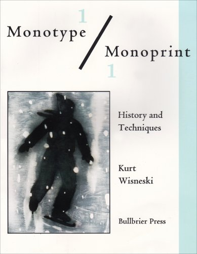 Monotype-Monoprint History and Techniques N/A edition cover