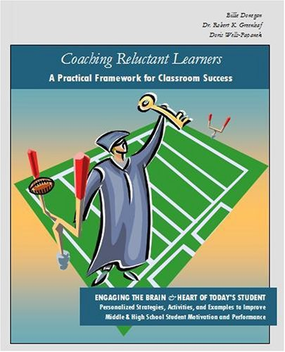 COACHING RELUCTANT LEARNERS    N/A 9780976786047 Front Cover