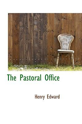 Pastoral Office N/A edition cover