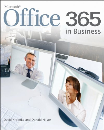 Office 365 in Business   2011 9781118105047 Front Cover