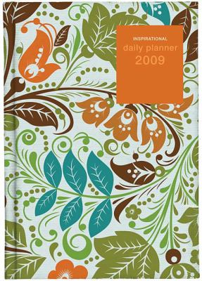 Inspirational Daily Planner 2009   2008 9781404187047 Front Cover