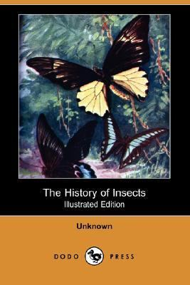 History of Insects  N/A 9781406550047 Front Cover