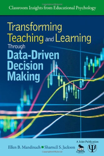 Transforming Teaching and Learning Through Data-Driven Decision Making   2012 edition cover