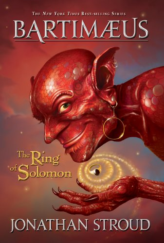 Bartimaeus: the Ring of Solomon  N/A edition cover