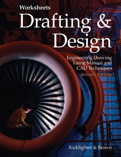 Drafting and Design  7th 2008 edition cover