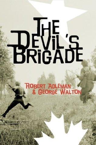 Devil's Brigade   2004 (Reprint) edition cover