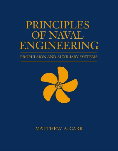 Principles of Naval Engineering Propulsion and Auxiliary Systems  2012 edition cover