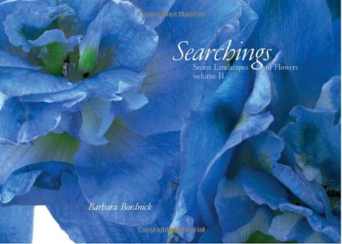 Searchings Secret Landscapes of Flowers  2004 9781932183047 Front Cover