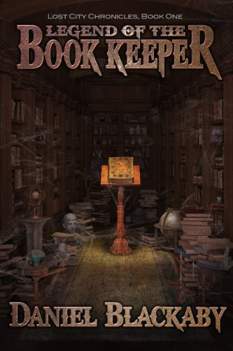 Legend of the Book Keeper   2012 9781937498047 Front Cover