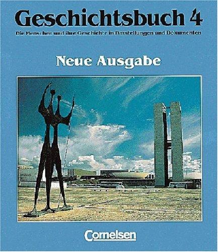 GESCHICHTSBUCH 4 NEUE AUSGABE N/A edition cover