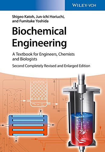 Biochemical Engineering A Textbook for Engineers, Chemists and Biologists 2nd 2015 edition cover