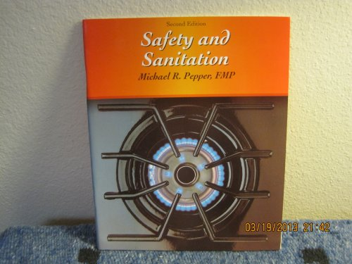 Food Service Skills:  Safety and Sanitation:  1993 9780026675048 Front Cover