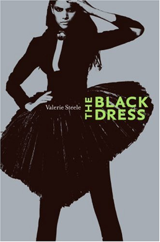 Black Dress   2007 9780061209048 Front Cover