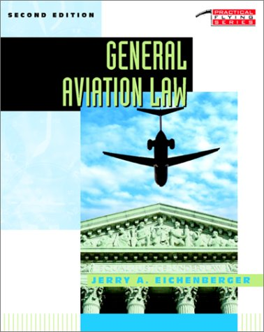 General Aviation Law  2nd 1997 (Revised) edition cover