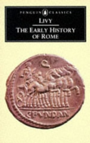 Early History of Rome   1971 9780140441048 Front Cover