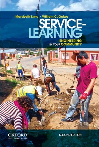 Service-Learning Engineering in Your Community 2nd edition cover