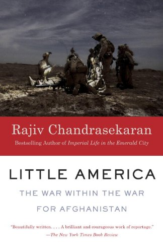 Little America The War Within the War for Afghanistan N/A edition cover