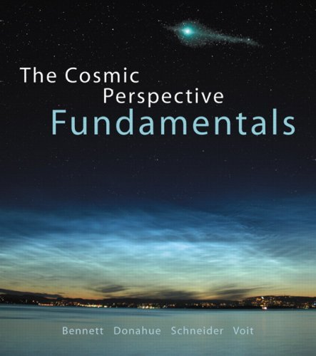 Cosmic Perspective Fundamentals   2010 edition cover