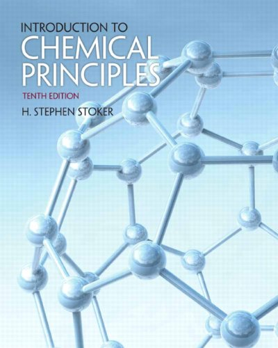 Introduction to Chemical Principles  10th 2011 9780321666048 Front Cover