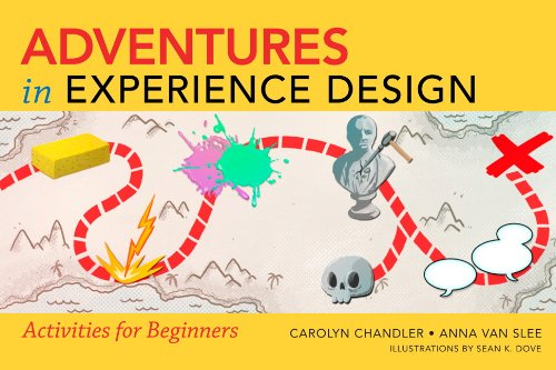 Adventures in Experience Design   2014 edition cover