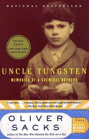 Uncle Tungsten Memories of a Chemical Boyhood N/A 9780375704048 Front Cover