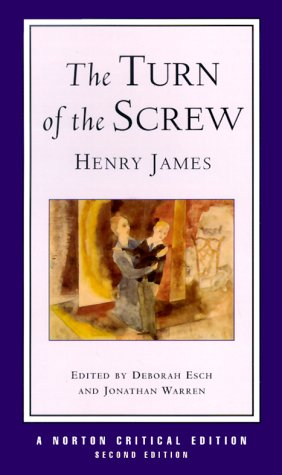 Turn of the Screw  2nd 1999 edition cover