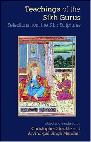 Teachings of the Sikh Gurus Selections from the Sikh Scriptures  2004 edition cover