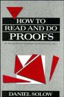 How to Read and Do Proofs An Introduction to Mathematical Thought Process 2nd 1990 edition cover
