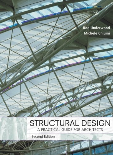 Structural Design A Practical Guide for Architects 2nd 2007 (Revised) 9780471789048 Front Cover