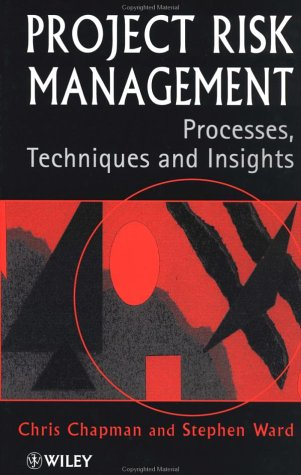 Project Risk Management Processes, Techniques and Insights  1996 9780471958048 Front Cover