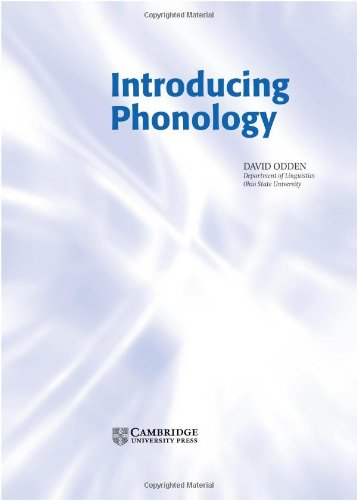 Introducing Phonology   2005 edition cover