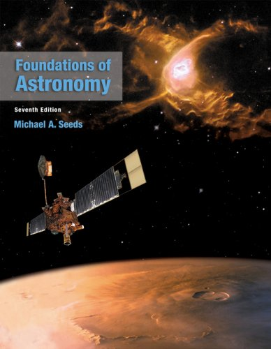 Foundations of Astronomy  7th 2003 9780534392048 Front Cover