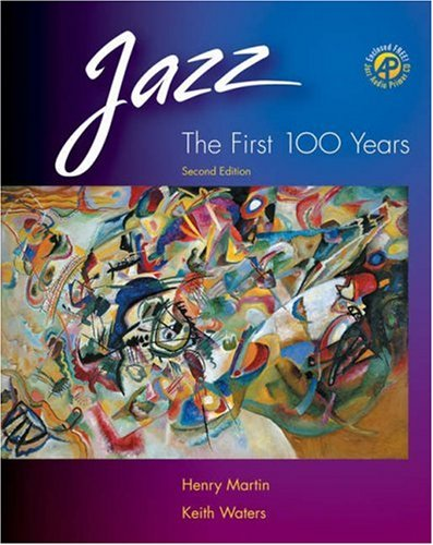 Jazz The First 100 Years 2nd 2006 (Revised) 9780534628048 Front Cover