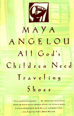 All God's Children Need Traveling Shoes   1986 edition cover