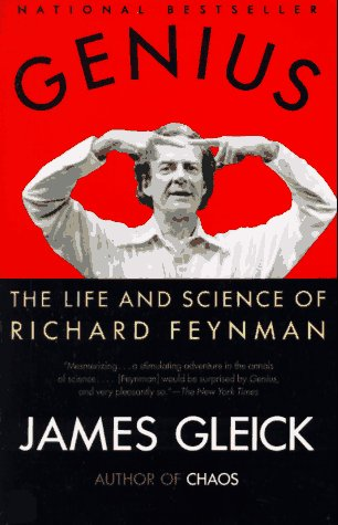 Genius The Life and Science of Richard Feynman N/A edition cover