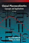 Clinical Pharmacokinetics Concepts and Applications 3rd 1996 (Revised) 9780683074048 Front Cover