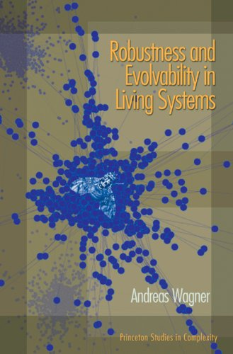 Robustness and Evolvability in Living Systems   2005 edition cover
