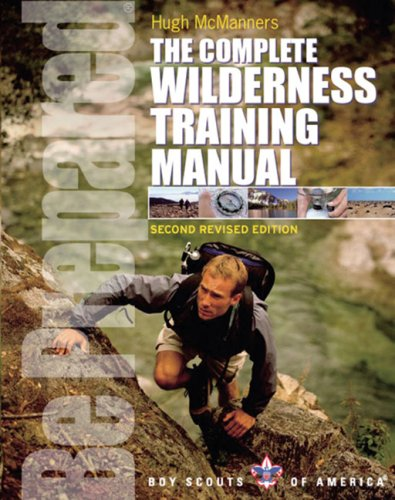 Complete Wilderness Training Manual  2nd 2007 edition cover
