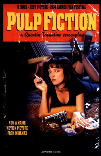Pulp Fiction N/A edition cover