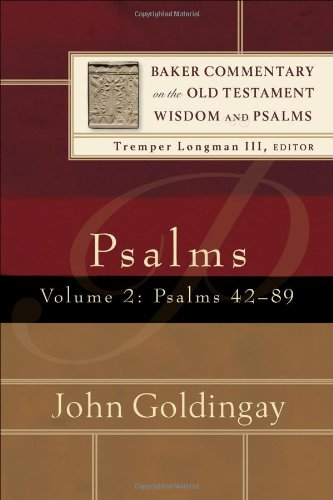 Psalms Psalms 42-89  2006 edition cover