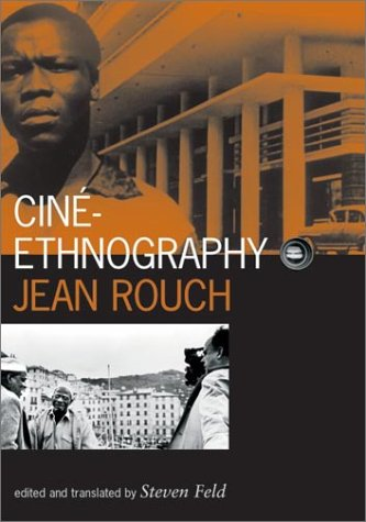 Cine-Ethnography   2003 9780816641048 Front Cover