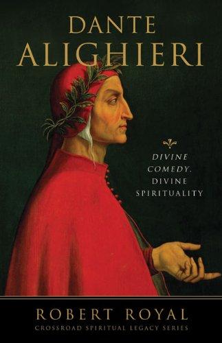 Dante Alighieri Divine Comedy, Divine Spirituality  1999 edition cover