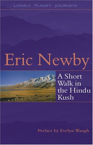 Lonely Planet A Short Walk in the Hindu Kush   2005 edition cover