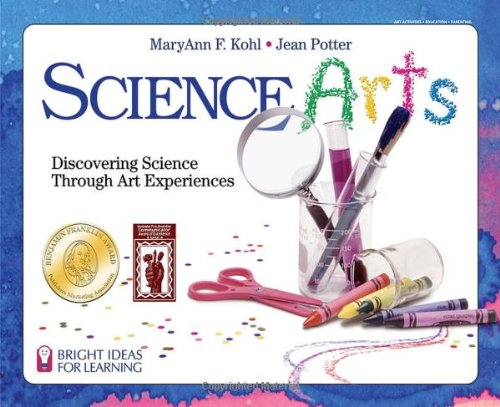 Science Arts Discovering Science Through Art Experiences  1993 edition cover