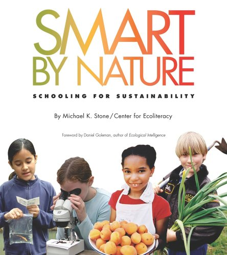 Smart by Nature Schooling for Sustainability  2009 edition cover